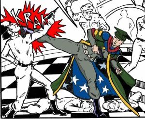 Cap'n Kick